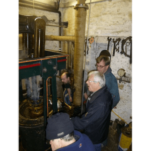 Beam Engine Driving Experience