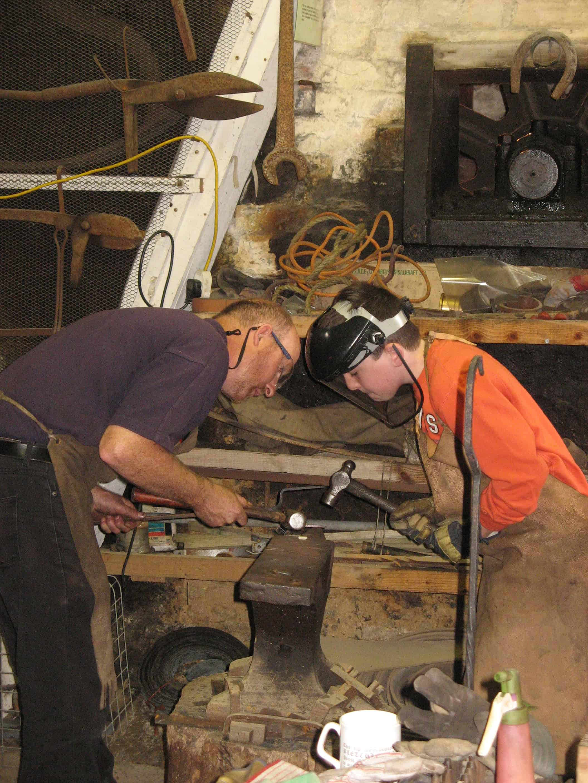 Blacksmith Experience