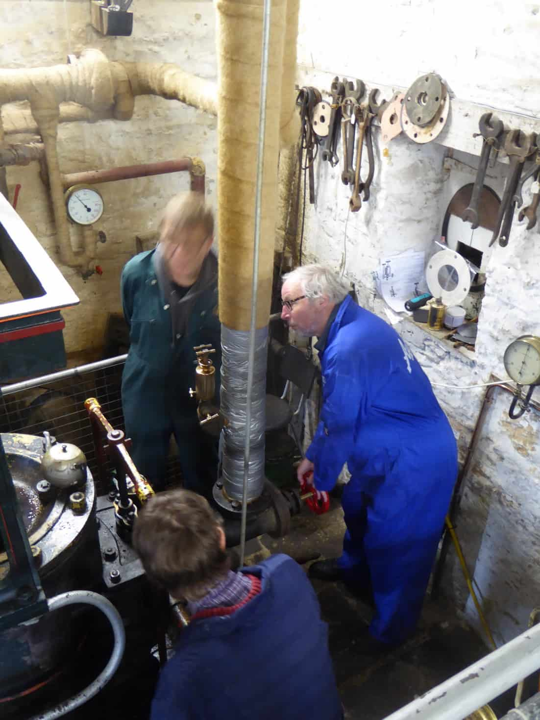 Beam Engine Experience