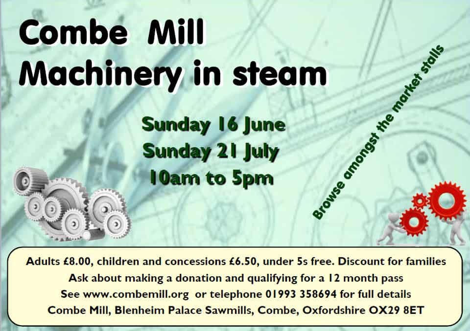 June Steaming Event